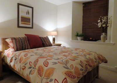 tweed bedroom